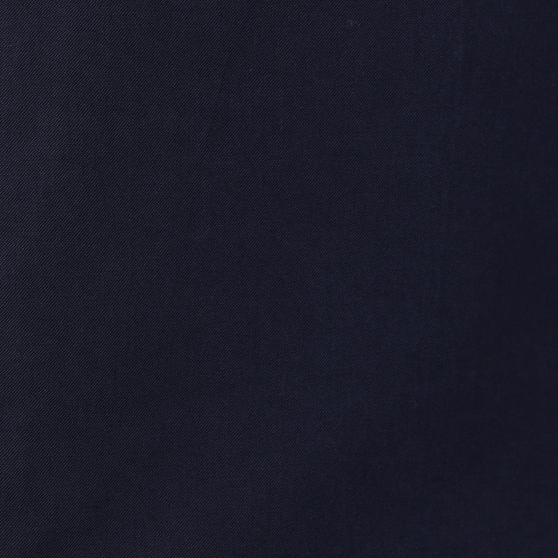 ステンカラーライナー付き ウールコート