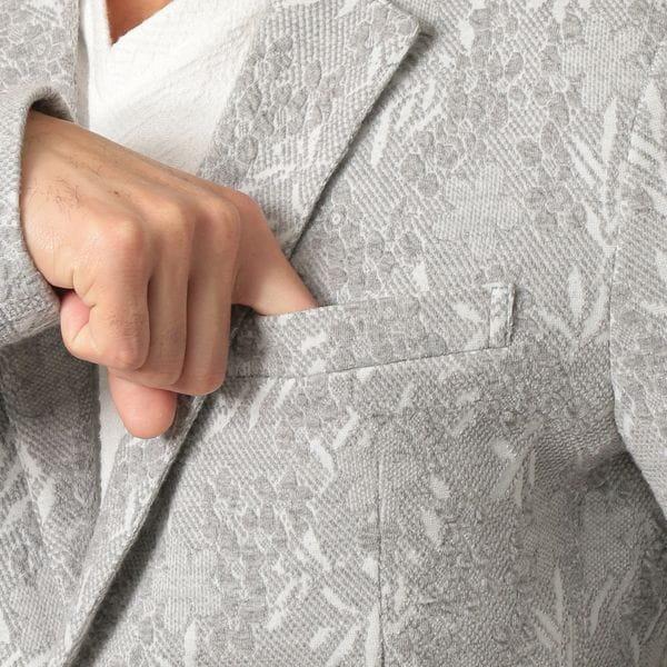 フラワージャカードジャケット