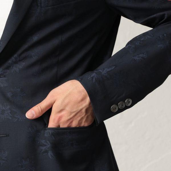 【PRIMA COLLECTION】ボタニカルジャケット