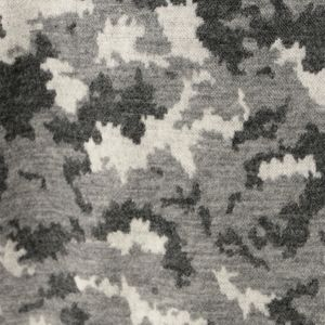 カモフラニットジャケット