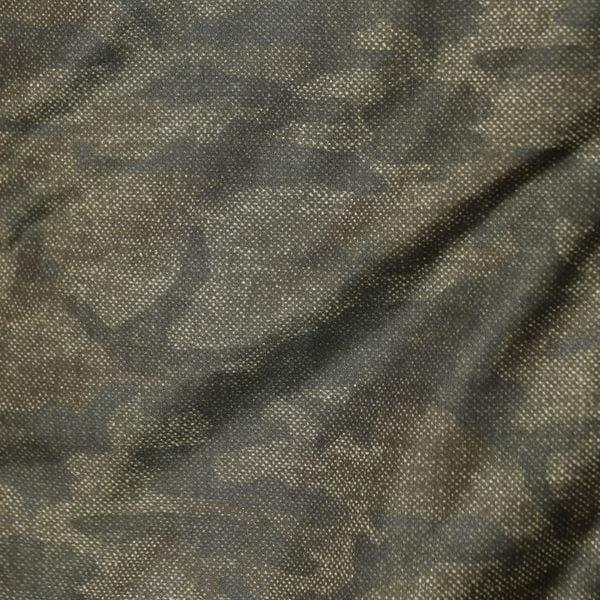 カモフラプリントマウンテンパーカ