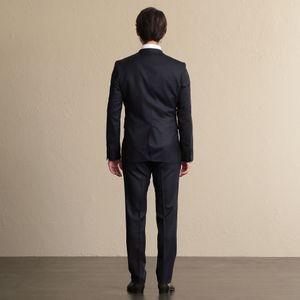 【尾州オリジナル】3ピーススーツ