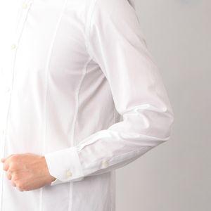 ALBINI ボタンダウンシャツ