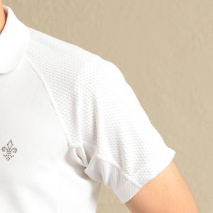 【ATTIVO】ワンポイントポロシャツ