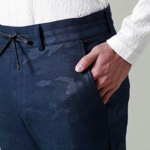 【セットアップ】カモフラジャージージョガーパンツ