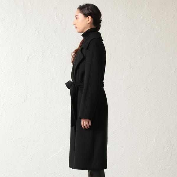 【店舗限定】ベルナデッタウールコート