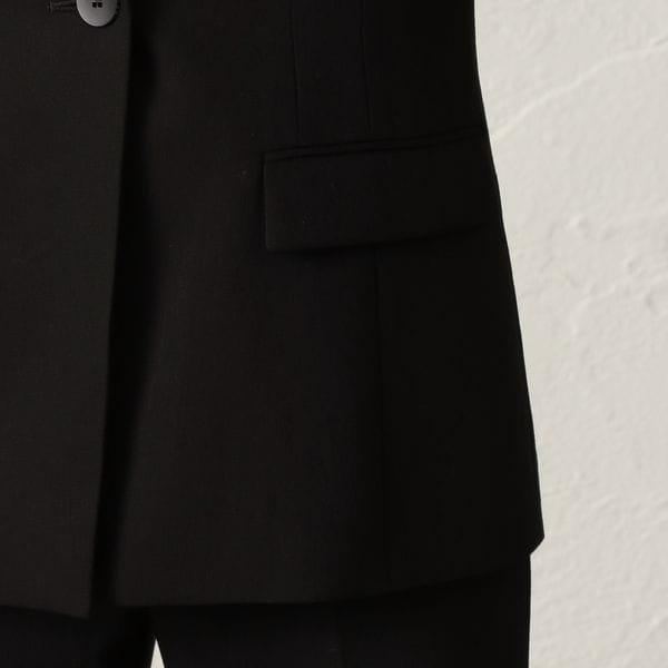 ハイツイスト ウールジャケット