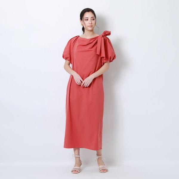 ◆◆【FABRICA】サックドレス