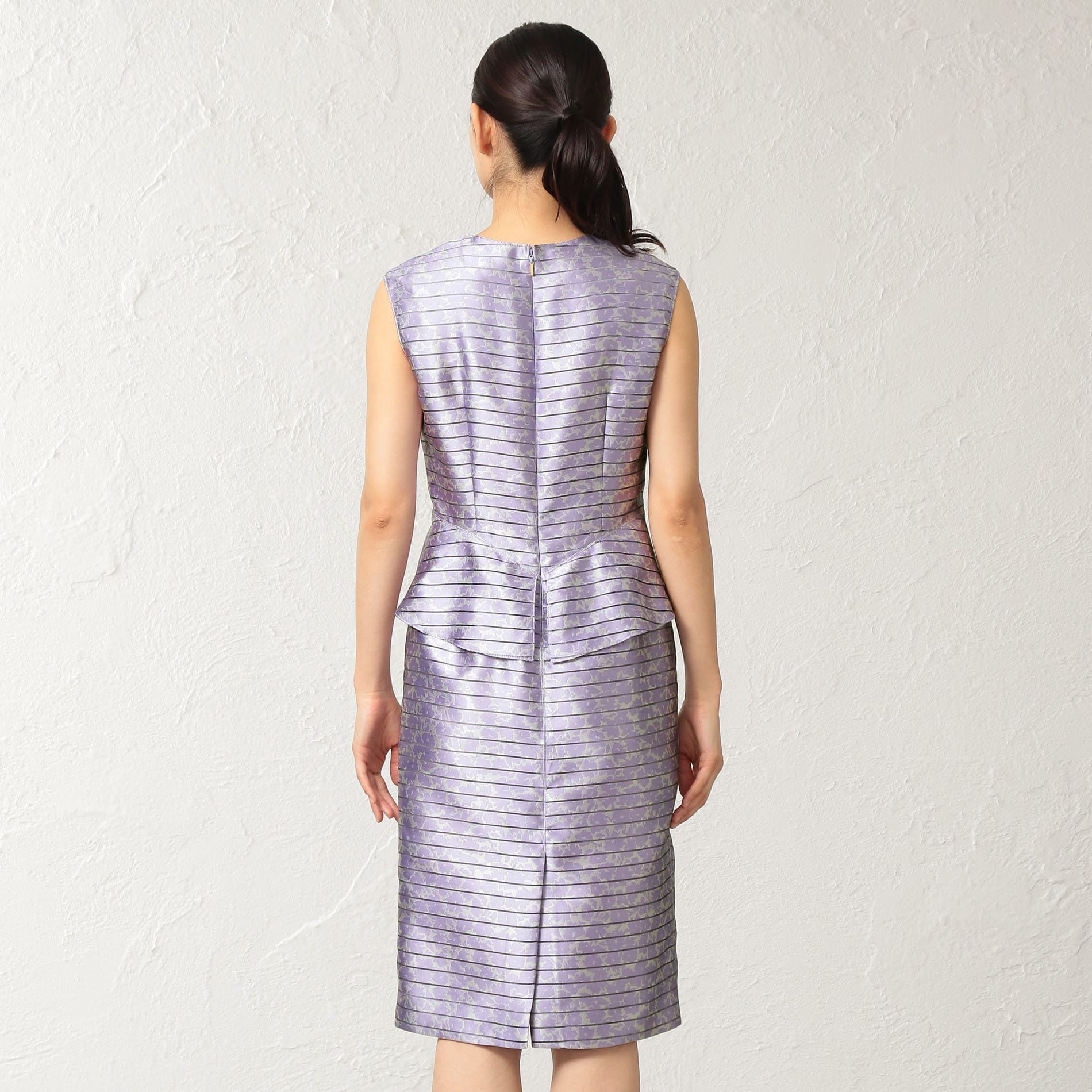 カモフラージュフラワー ドレス
