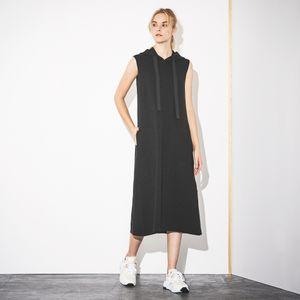 【店舗限定】【LA MAGLIA IN CASA】ノースリーブニットドレス