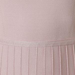 ラメステッチドレス