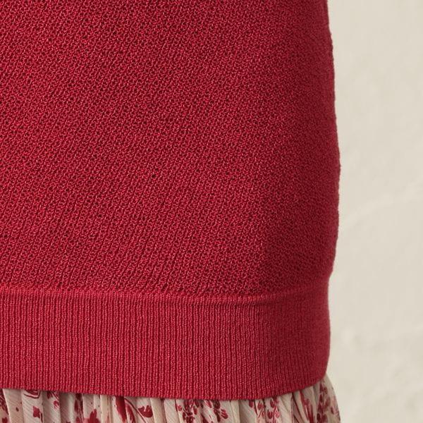 *Marisol6月号掲載*【La maglia estate】リボンポイントプルオーバー