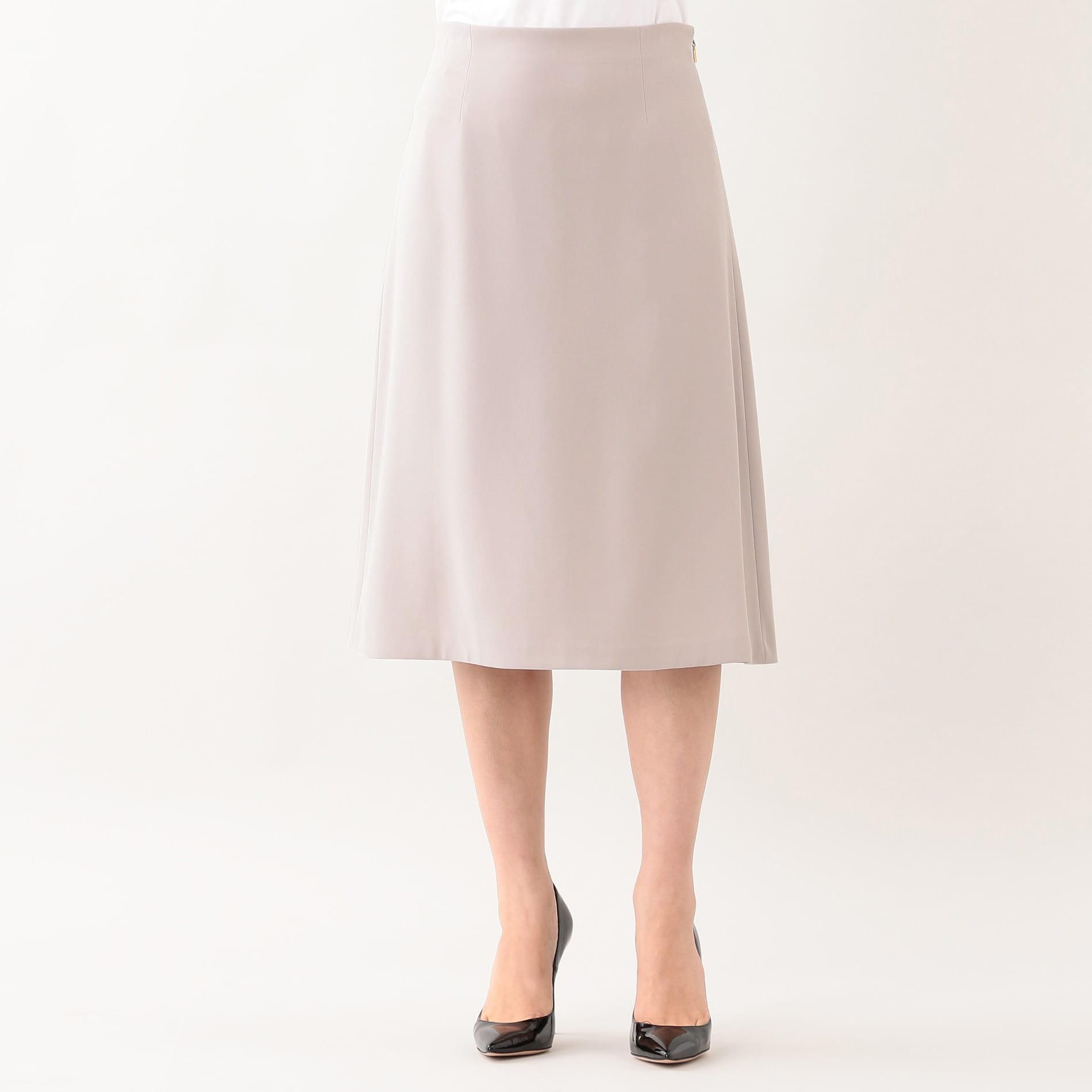 バックサテンアムンゼン スカート