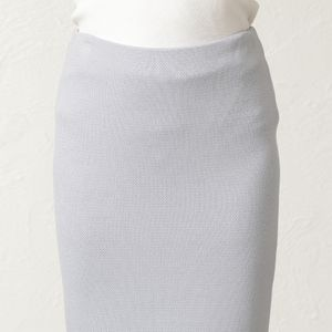 【24 TWENTY FOUR】ニットタイトスカート