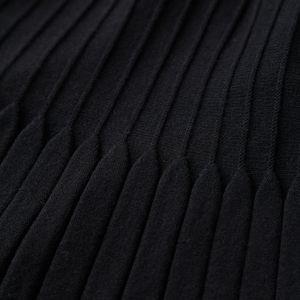 【La maglia】ニットフレアスカート