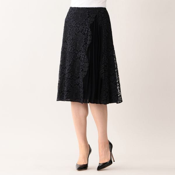 【店舗限定色あり】フィオーレリバーレース スカート