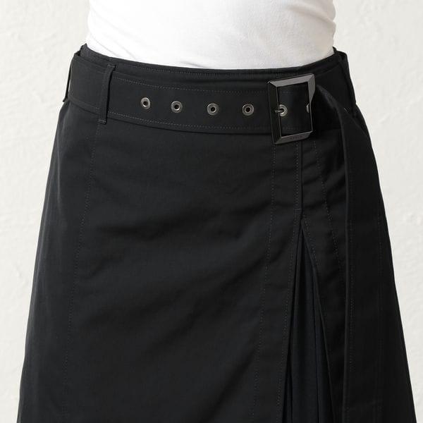 チュールコンビスカート