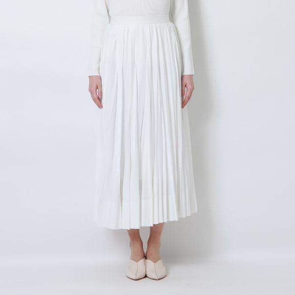 【FABRICA】プリーツスカート