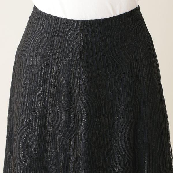 ジオメトリックスカート