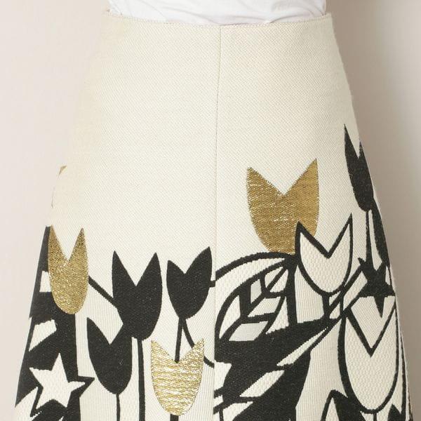 ドリーミージャガードスカート