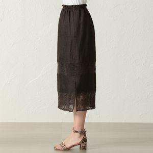 クルーニーレーススカート
