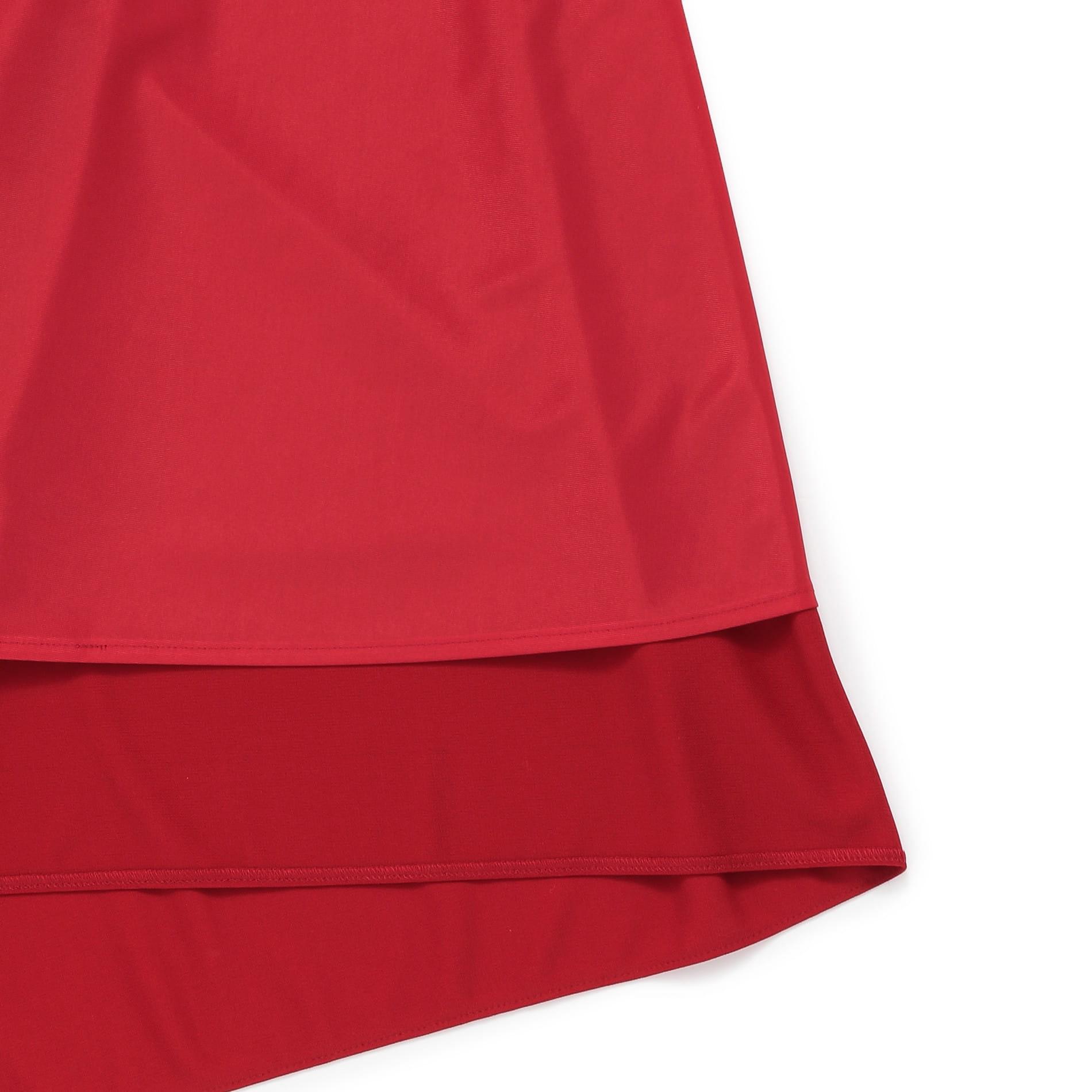 ドレープスムースロングスカート