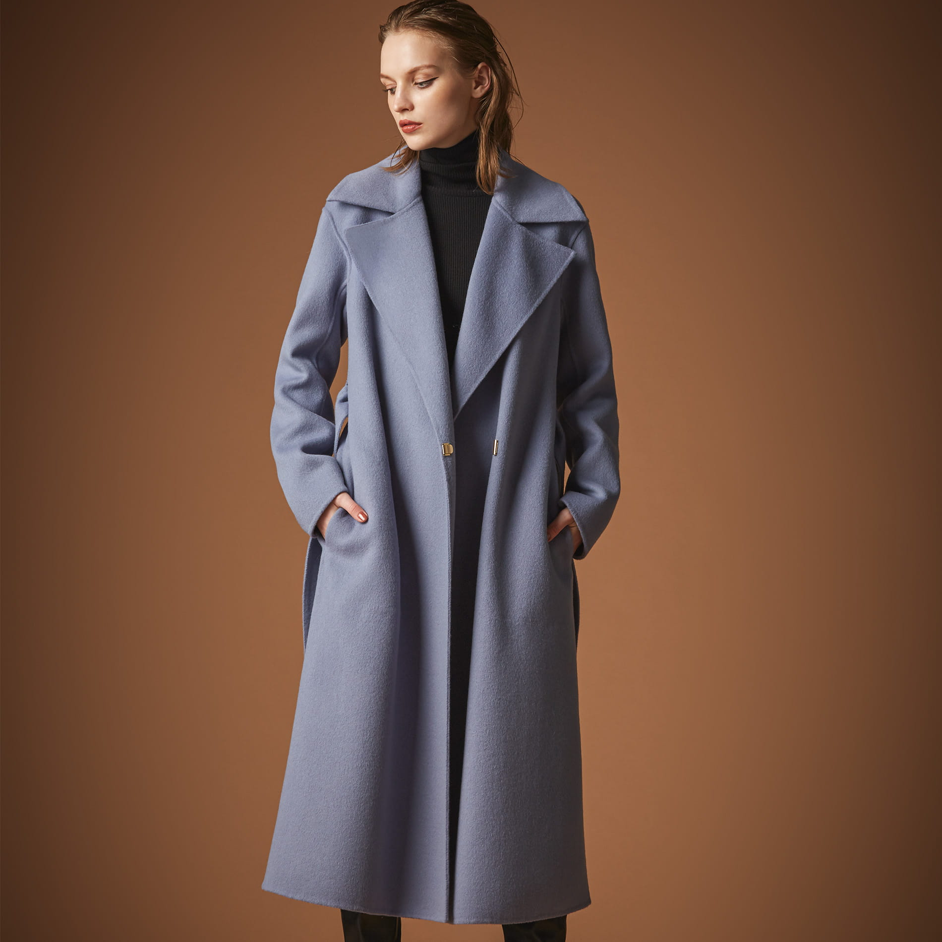 ◆◆リバーシャルムウールコート