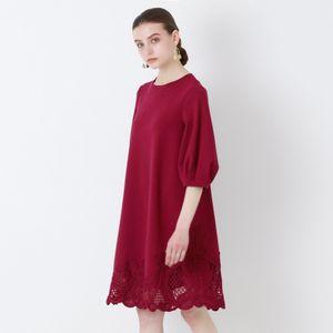 【La maglia estate】刺繍ドレス