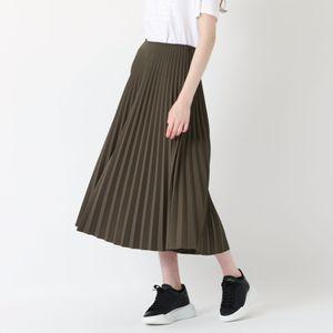【Lu TECS】プリーツスカート