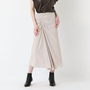 【FABRICA】サイドギャザースカート
