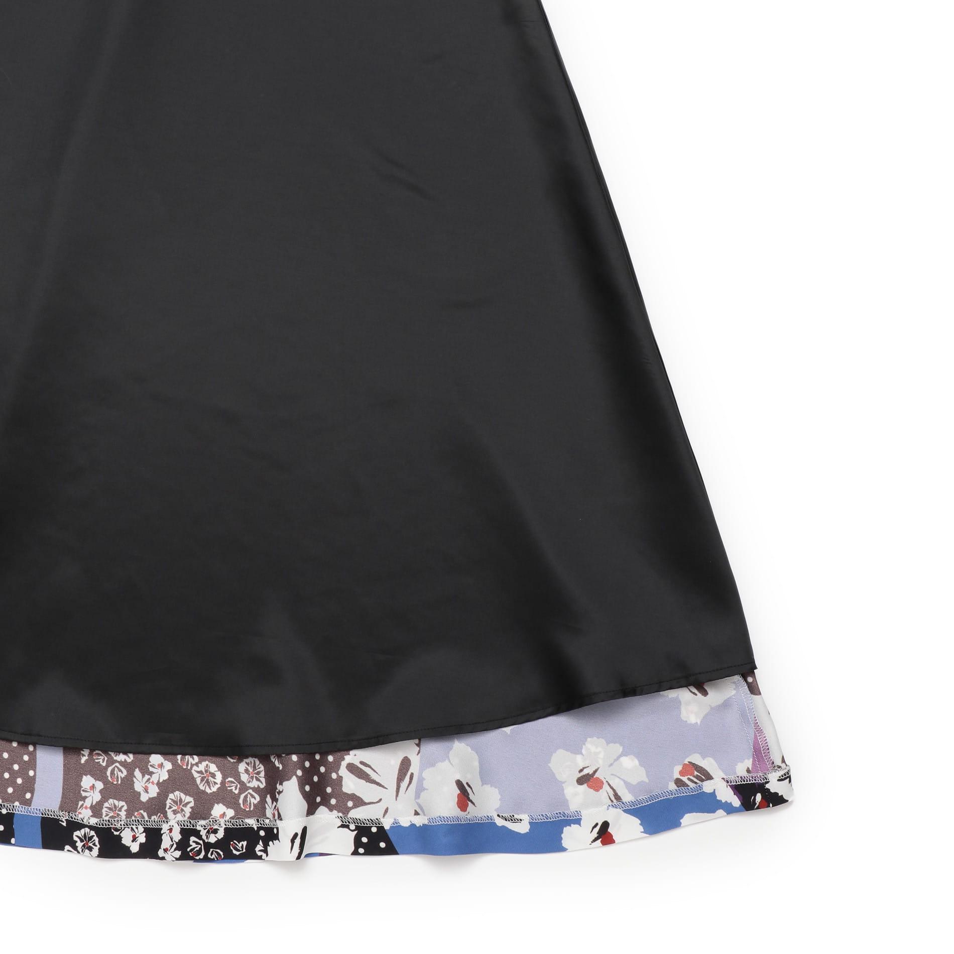 【E_EPOCA THE SHOP】パンジープリントスカート