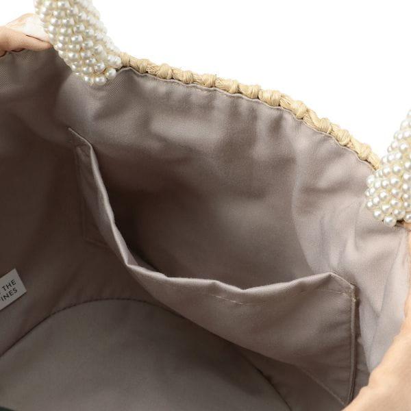 【A-JOLIE】まつげカゴバッグ