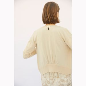 【MARILYN MOON】ビジューカーディガン