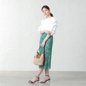 【SEE BY CHLOE】ボリュームスリーブカットソー