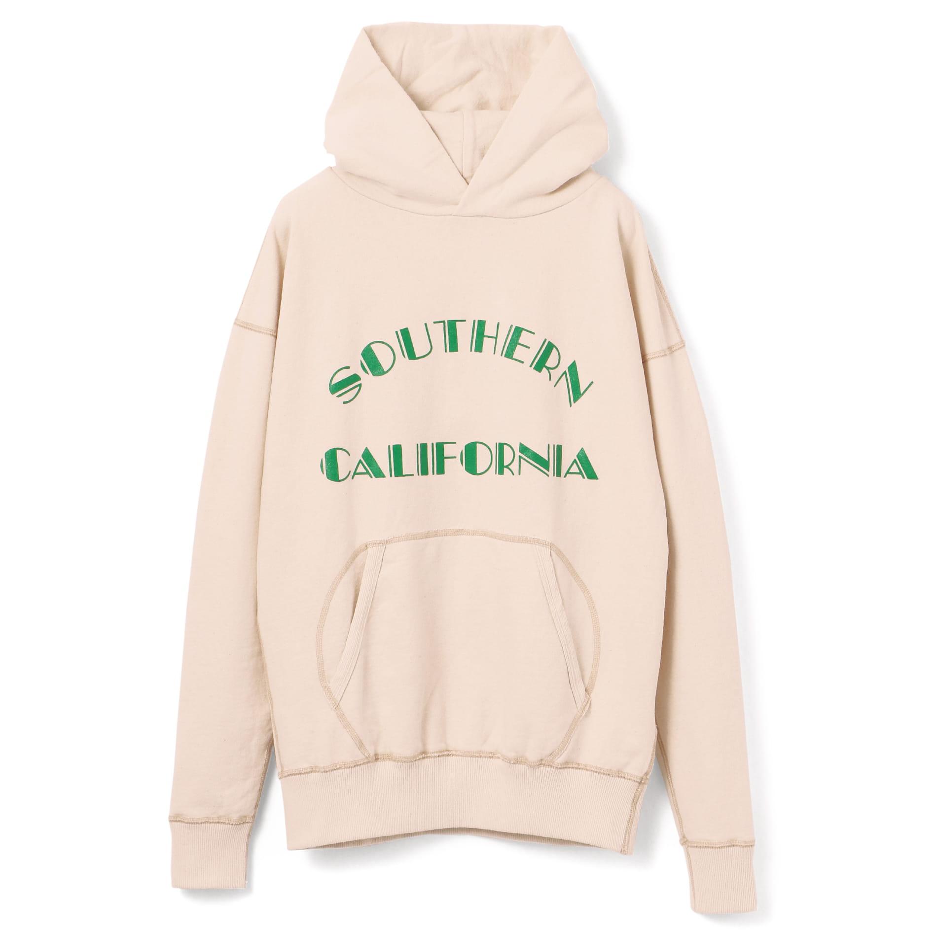 【MiXTA】SOUTHERN CALIFORNIA フーディ