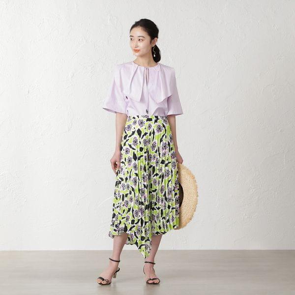 【near.nippon】アネモネプリーツスカート