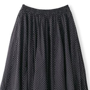 【MARIHA】月影のスカート(ドット)