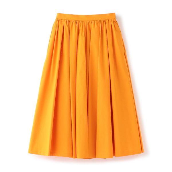 【MIHOKO SAITO】カラースカート