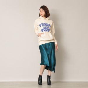【EPOCA THE SHOP】イレギュラーヘムニットドレス