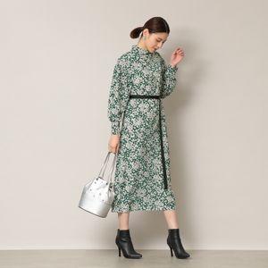 【EPOCA THE HOP】小花プリントドレス