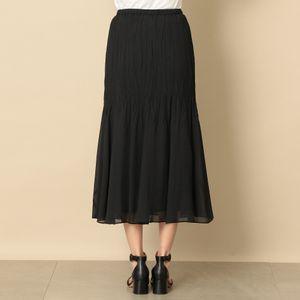 【EPOCA THE SHOP】ギンガムサッカースカート