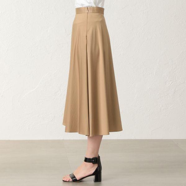 【EPOCA THE SHOP】サイドプリーツスカート