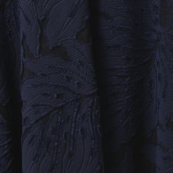リーフジャカードスカート