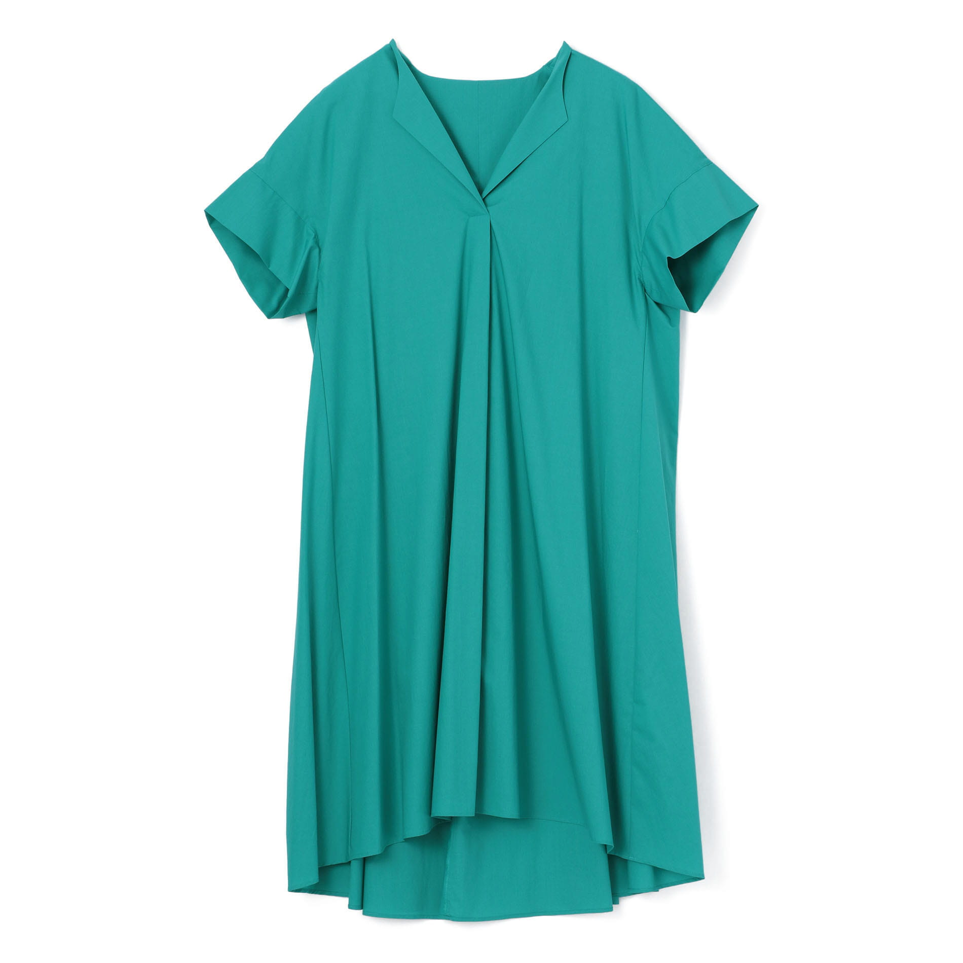【EPOCA THE SHOP】スキッパーシャツドレス