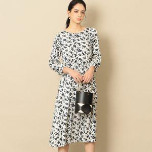 ★★【EPOCA THE SHOP】フラワープリントドレス